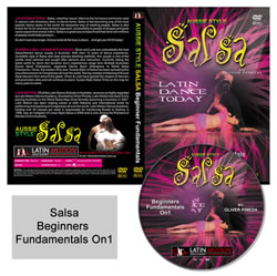 Salsa Beginners Fundamentals On1