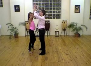 S36 Salsa pattern from the vault with Oliver & Luda