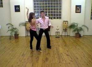 S37 Salsa pattern from the vault with Oliver & Luda