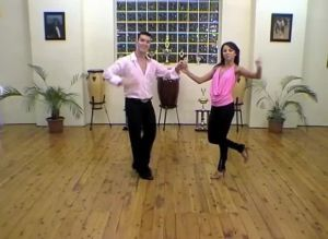S41 Salsa pattern from the vault with Oliver & Luda